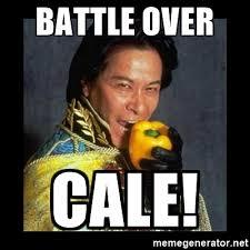 Chef Meme Generator - battle over cale iron chef meme generator