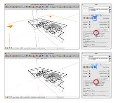 how to design a house in sketchup getting better sectional views in layout sketchup blog