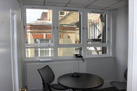 Bottom Up Roller Blinds Bottom Up Roller Blinds Supplied And Fitted At A London Office
