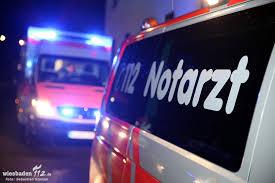 Jugendfeuerwehr Wiesbaden112 De Pkw Fahrer Stirbt Bei Unfall Nach Herzinfarkt Wiesbaden112 De