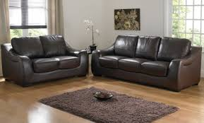 Leather Sofa Land Bedford 3 And 2 Seater Brown Leather Sofas Leather Sofa Land