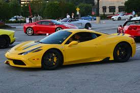 ferrari yellow 458 black and yellow ferrari 40 cool wallpaper hdblackwallpaper com