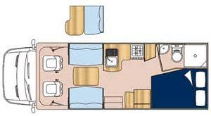 Rialta Motorhome Floor Plans Holiday Homes Floor Plans Valine