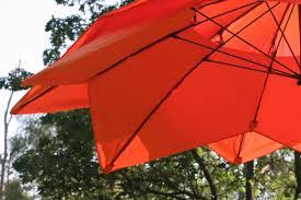 Wind Resistant Patio Umbrella Pebble Lane Living