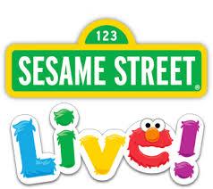homepage sesame street live