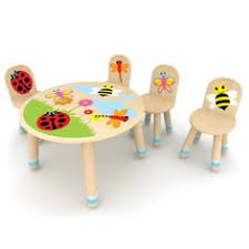 crayola table and chairs crayola wooden table chair set zulily jr s stuff pinterest