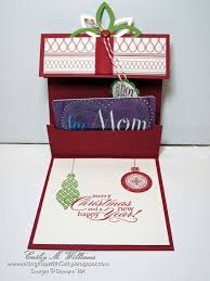 christmas gift card boxes 386 best gift card holders mainly stin up images on