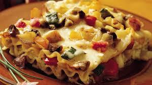cheesy roasted vegetable lasagna recipe bettycrocker com