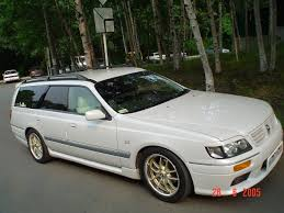 nissan stagea 1997 nissan stagea photo large