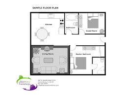 exellent simple kitchen floor plans inside ideas