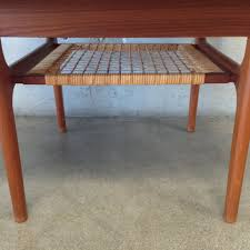 Mid Century Modern Patio Furniture Mid Century Modern Teak Table By Trioh U2013 Urbanamericana