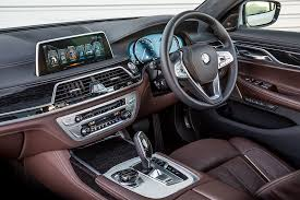 Bmw Interior Options 2016 Bmw 7 Series Review