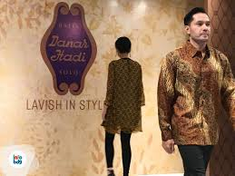 Batik Danar Hadi fashion show ramadhan the of ramadhan by danar hadi