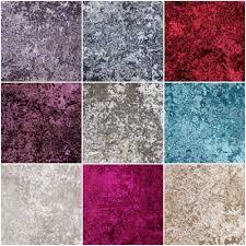 Velvet For Upholstery Fibre Naturelle Panther Crushed Velvet Designer Curtain Upholstery