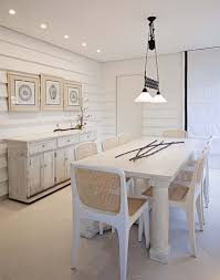 Chic Dining Room by Dinning Rooms Lovely Chic Dining Room With Wood Dining Table And