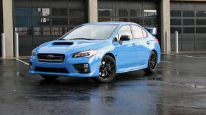 2016 subaru impreza hatchback blue 2016 subaru wrx sti review and test drive with price horsepower