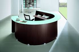 reception glass desks modular u0026 italian msl interiors