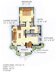 Corner House Floor Plans Interesting Floor Plan For A Little Tiny House I Would Probably