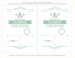 free wedding invitation template free online invitation template