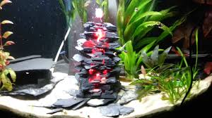 fennstones co uk aquarium led slate ornament