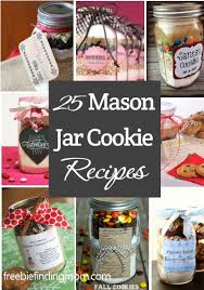 25 jar cookie recipes