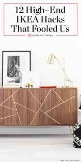 high end ikea chic ikea hacks budget diy projects apartment therapy