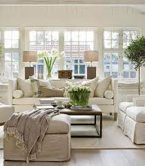 Best Color The White Sofa Images On Pinterest Living Spaces - White sofa living room decorating ideas