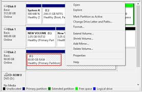 format hard disk tool recover data from raw file system raw partition and raw drive