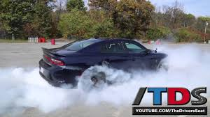 When Did Dodge Chargers Come Out 2015 Dodge Charger Srt Hellcat Burnout Youtube