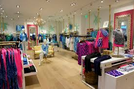 lilly pulitzer stores see inside the lilly pulitzer flagship store got a makeover