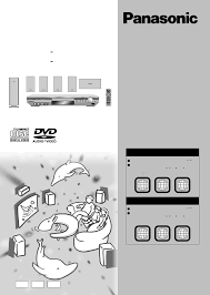 dvd home theater sound system panasonic datasheet sc ht600 dvd home theater sound system manual 2 page