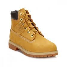 timberland junior original 6 inch premium wheat boot 12909 tower