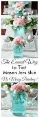 15 minute bathroom organization tips tinted jars