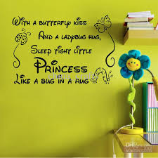 Kids Room Wall Stickers by Baby Room Wall Quotes Vinyl Wall Stickers 45x60cm Nursery Wall
