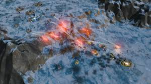 ashes of the singularity turtle wars dlc adds new scenarios maps