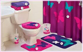 Black And Purple Bathroom Sets Purple And Black Bathroom Sets U2013 Home Design And Decorating