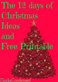 12 days of christmas gift ideas christmas gifts gift and holidays