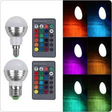 Color Led Light Bulbs Wholesale Rc Color Changing Led Lights Remote Control Colorful