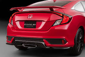 honda civic crowned top car honda civic si prototype first look motor trend