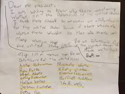 united states twenty dollar bill read obama u0027s letter to 9 year