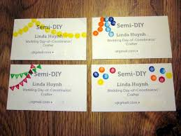 diy new business card diy home decor interior exterior simple to
