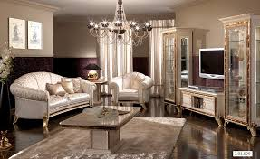 Italienische Wohnzimmer Modern Barock Italienische Stilmöbel Franca