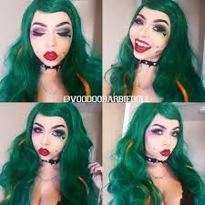 Joker Halloween Costume For Females Squad Harley Quinn Makeup Joker Style Www Youtube Com
