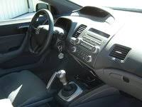 2009 Honda Civic Coupe Interior 2008 Honda Civic Coupe Interior Pictures Cargurus