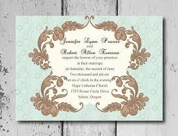 vintage wedding invites vintage wedding invitations invitesweddings