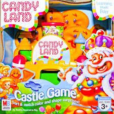 candyland castle candy land castle board boardgamegeek