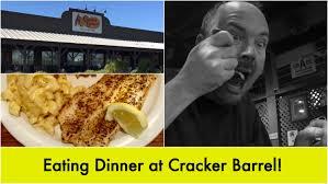thanksgiving cracker barrel cracker barrel dinner youtube