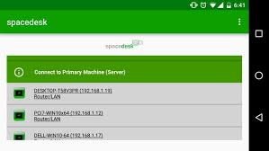 idisplay apk spacedesk remote display apk free productivity app