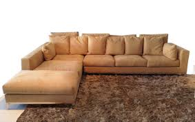 Cream Velvet Sofa Stylish Extra Large Sectional Sofas With Chaise And Furniture