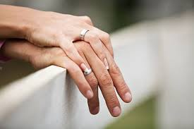 ring marriage finger a brief history of wedding rings and why they re universally worn